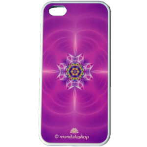 Coque iPhone 5 mandala de l'Authenticité
