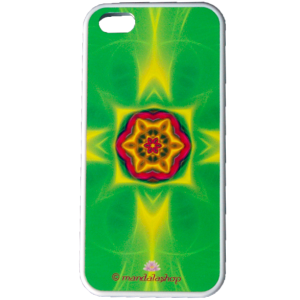 SwitchCase grip for iPhone 5 mandala of Protection