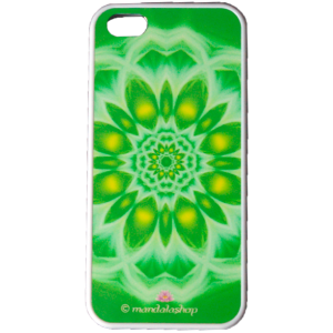 SwitchCase grip for iPhone 5 mandala of Enthousiasm