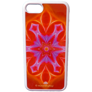SwitchCase grip for iPhone 7 mandala of Harmony