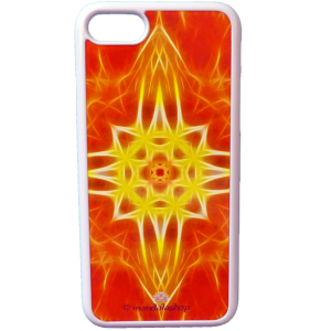 SwitchCase grip for iPhone 7 mandala of Chance