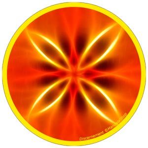 Harmonizing platter Mandala of Discernment