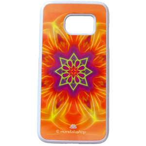 SwitchCase grip for Galaxy S7 mandala of Smile
