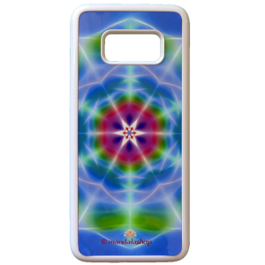 SwitchCase grip for Galaxy S8 mandala of Meditation
