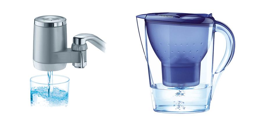 eau filtrée