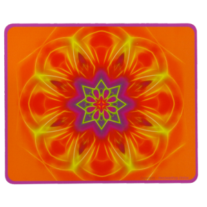 Rectangular mouse pad Mandala of Honesty