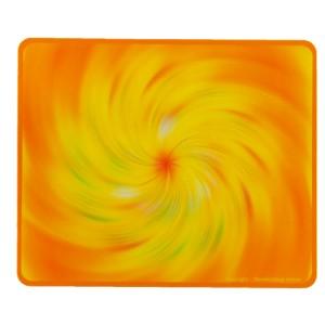 Tapis de souris rectangulaire Mandala de la clarté mentale