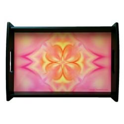 Serving tray Mandala of Love