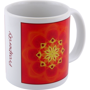mug mandala of Prosperity