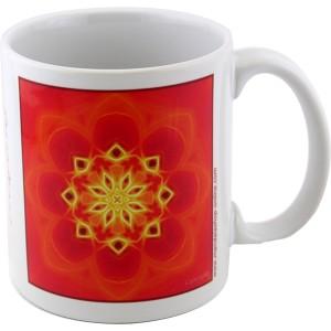 mug mandala of Prosperity