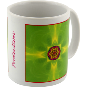 Mug mandala Protection