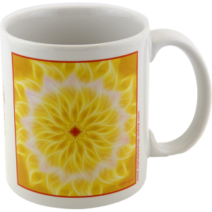 Mug mandala of Energy
