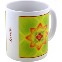 Mug mandala of health