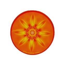Round magnet mandala of Illumination