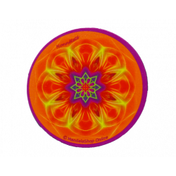Round magnet mandala of Honesty