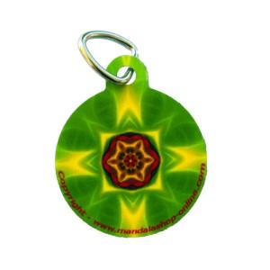 Medallion mandala of Protection