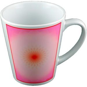 Tasse conique Mandala de la Douceur