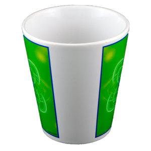 Conical cup Mandala of Help