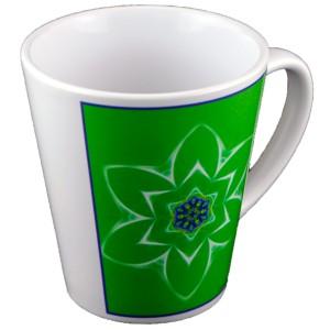 Tasse conique Mandala de la Souplesse