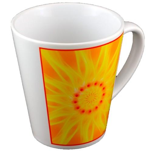 Conical cup Mandala of Optimism
