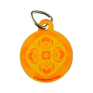 Médaillon mandala de la Lumière