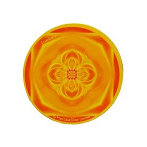 Magnet rond mandala de la Lumière