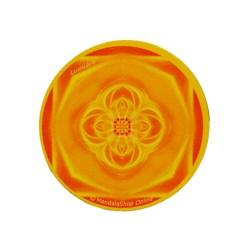 Round magnet mandala of Light