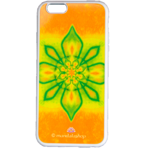 SwitchCase grip for iPhone 6 mandala of Blessing