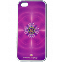 SwitchCase grip for iPhone 5 mandala of Authenticity