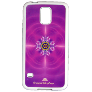 SwitchCase grip for Galaxy S5 mandala of Authenticity