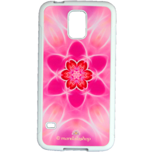 SwitchCase grip for Galaxy S5 mandala of Confidence