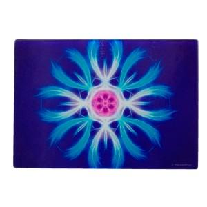 Plaque Mandala du Lâcher prise