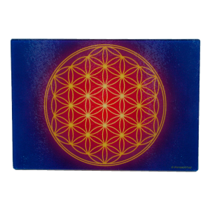 Plaque Fleur de Vie