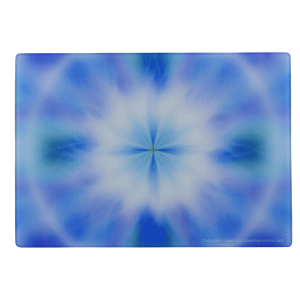 Cutting Board Mandala Peace of mind