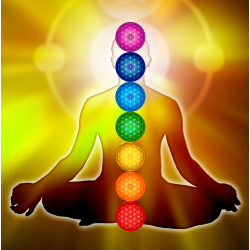 "Kit of magnets ""7 chakras"""