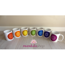 Mug Flower of Life