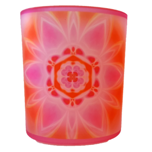 Candle holder mandala of Quintessence