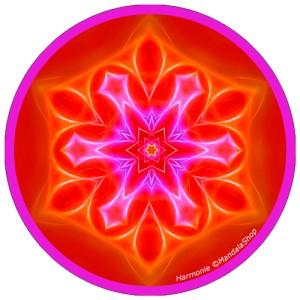Harmonizing platter Mandala of Harmony