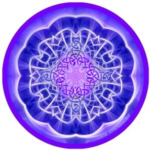 Disque harmonisant Mandala de la Clarté