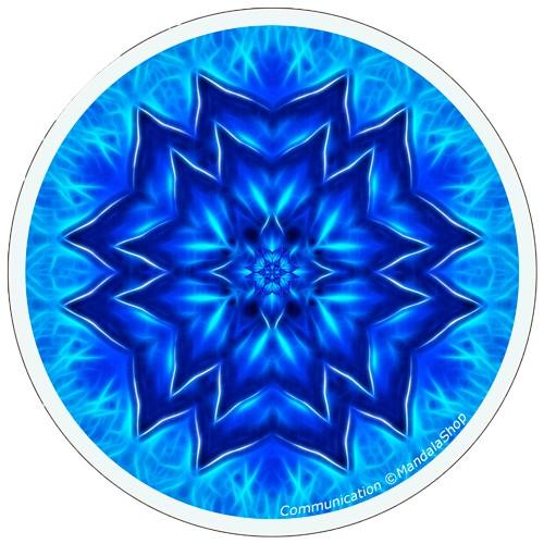 Harmonizing platter Mandala of Communication