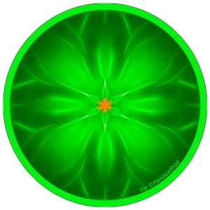 Disque harmonisant Mandala de la Vie