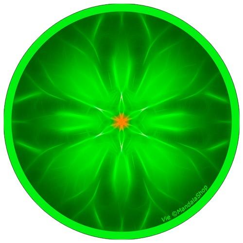Harmonizing platter Mandala of Life