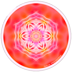 Harmonizing platter Mandala of Mastery