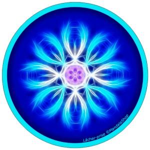 Disque harmonisant Mandala du Lâcher Prise