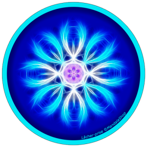 Harmonizing platter Mandala of Letting Go