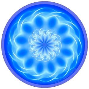 Harmonizing platter Mandala Awakens the most noble feelings