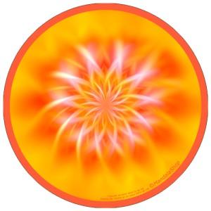 Disque harmonisant Mandala Trouver ce pour quoi tu es né