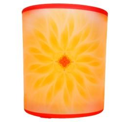 Candle holder mandala of Energy