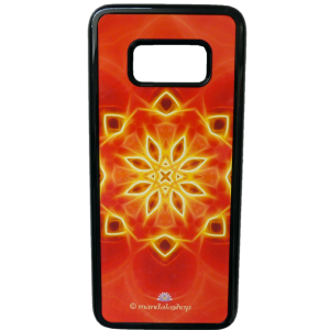 SwitchCase grip for Galaxy S8 mandala of Prosperity