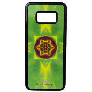 SwitchCase grip for Galaxy S8 mandala of Protection